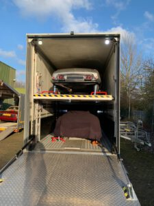 Veerman Exclusive | Gesloten autotransport | Exclusieve auto's