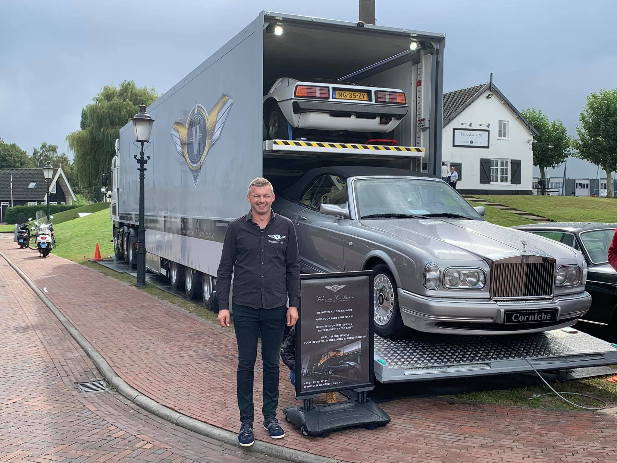 Veerman Exclusive | Gesloten autotransport