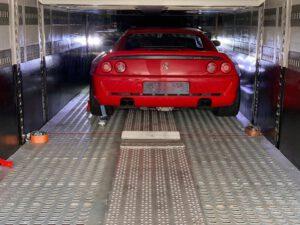 Veerman Exclusive | Gesloten (inter)nationaal autotransport | Exclusieve auto's